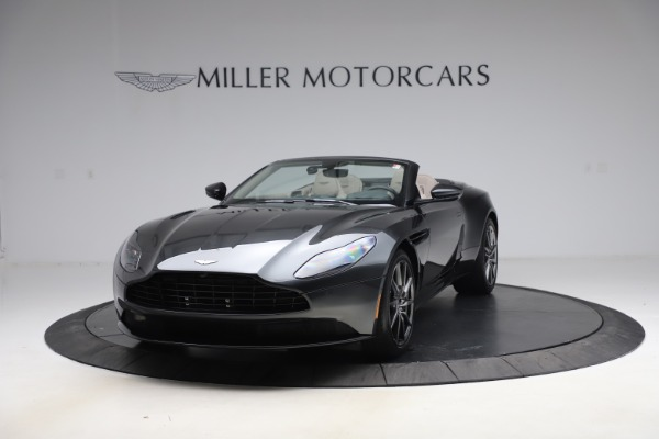 New 2021 Aston Martin DB11 Volante Convertible for sale $270,386 at Alfa Romeo of Westport in Westport CT 06880 11