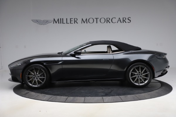 New 2021 Aston Martin DB11 Volante Convertible for sale $270,386 at Alfa Romeo of Westport in Westport CT 06880 12