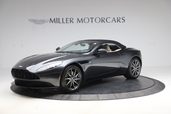 New 2021 Aston Martin DB11 Volante Convertible for sale $270,386 at Alfa Romeo of Westport in Westport CT 06880 13