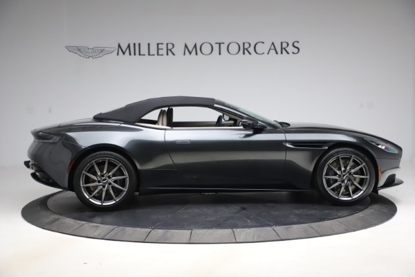 New 2021 Aston Martin DB11 Volante Convertible for sale $270,386 at Alfa Romeo of Westport in Westport CT 06880 15