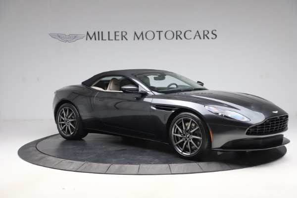 New 2021 Aston Martin DB11 Volante Convertible for sale $270,386 at Alfa Romeo of Westport in Westport CT 06880 16
