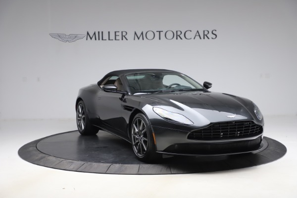 New 2021 Aston Martin DB11 Volante Convertible for sale $270,386 at Alfa Romeo of Westport in Westport CT 06880 17