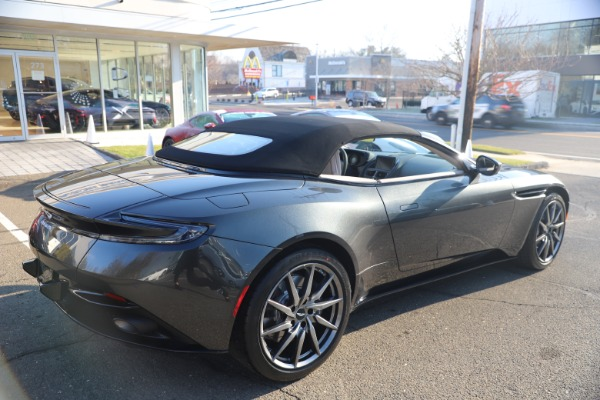 New 2021 Aston Martin DB11 Volante Convertible for sale $270,386 at Alfa Romeo of Westport in Westport CT 06880 28