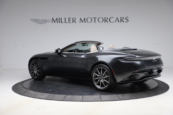 New 2021 Aston Martin DB11 Volante Convertible for sale $270,386 at Alfa Romeo of Westport in Westport CT 06880 3