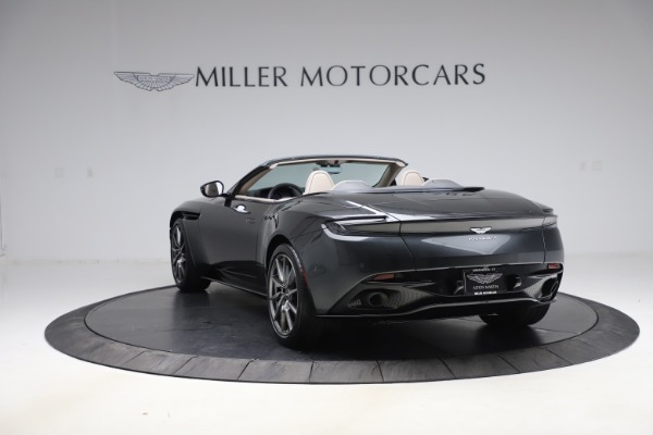 New 2021 Aston Martin DB11 Volante Convertible for sale $270,386 at Alfa Romeo of Westport in Westport CT 06880 4