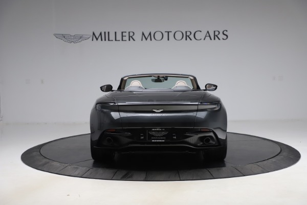 New 2021 Aston Martin DB11 Volante Convertible for sale $270,386 at Alfa Romeo of Westport in Westport CT 06880 5