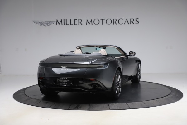 New 2021 Aston Martin DB11 Volante Convertible for sale $270,386 at Alfa Romeo of Westport in Westport CT 06880 6