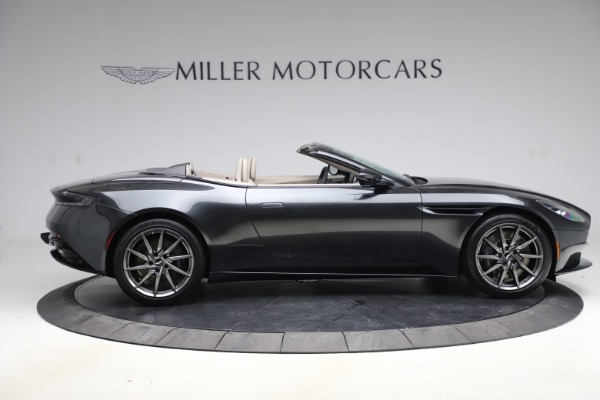 New 2021 Aston Martin DB11 Volante Convertible for sale $270,386 at Alfa Romeo of Westport in Westport CT 06880 7