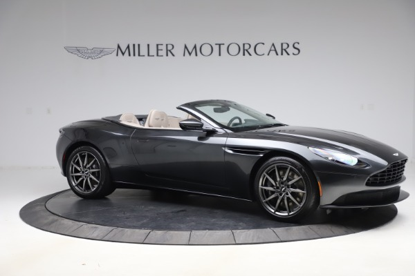 New 2021 Aston Martin DB11 Volante Convertible for sale $270,386 at Alfa Romeo of Westport in Westport CT 06880 8