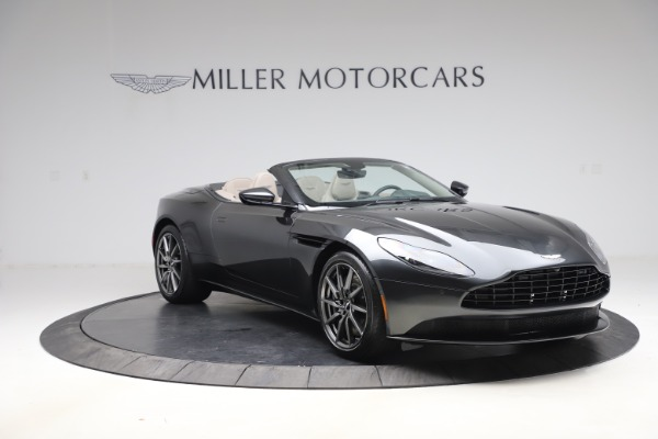 New 2021 Aston Martin DB11 Volante Convertible for sale $270,386 at Alfa Romeo of Westport in Westport CT 06880 9