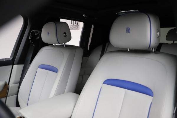 Used 2019 Rolls-Royce Cullinan for sale $349,900 at Alfa Romeo of Westport in Westport CT 06880 15