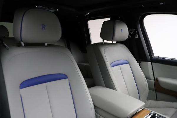 Used 2019 Rolls-Royce Cullinan for sale $349,900 at Alfa Romeo of Westport in Westport CT 06880 16