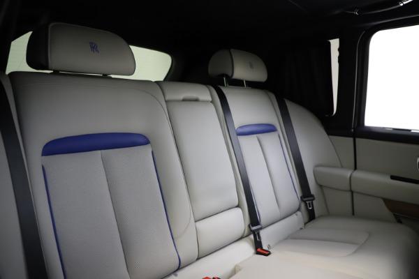 Used 2019 Rolls-Royce Cullinan for sale $349,900 at Alfa Romeo of Westport in Westport CT 06880 17