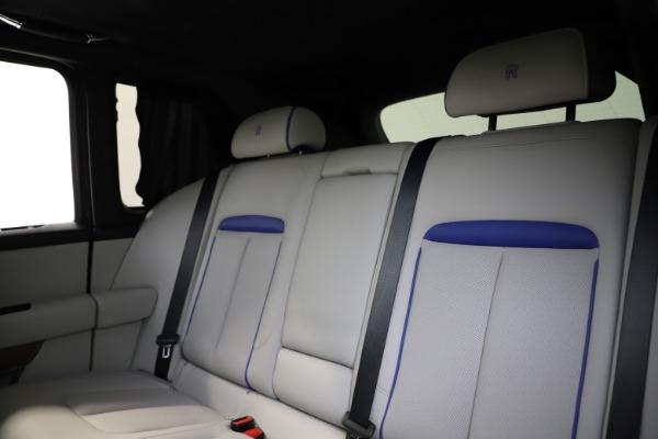 Used 2019 Rolls-Royce Cullinan for sale $349,900 at Alfa Romeo of Westport in Westport CT 06880 18