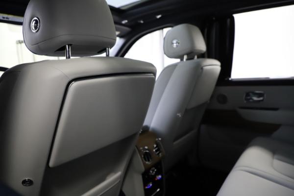 Used 2019 Rolls-Royce Cullinan for sale $349,900 at Alfa Romeo of Westport in Westport CT 06880 19