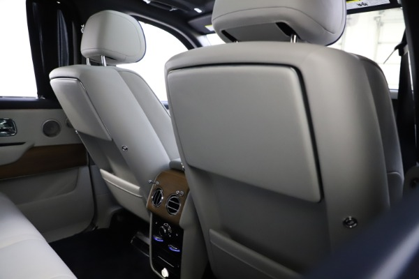 Used 2019 Rolls-Royce Cullinan for sale $349,900 at Alfa Romeo of Westport in Westport CT 06880 20