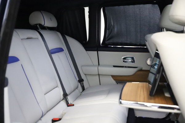 Used 2019 Rolls-Royce Cullinan for sale $349,900 at Alfa Romeo of Westport in Westport CT 06880 22