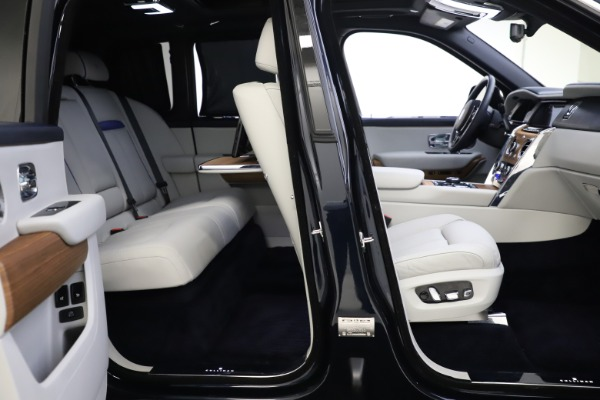 Used 2019 Rolls-Royce Cullinan for sale $349,900 at Alfa Romeo of Westport in Westport CT 06880 23