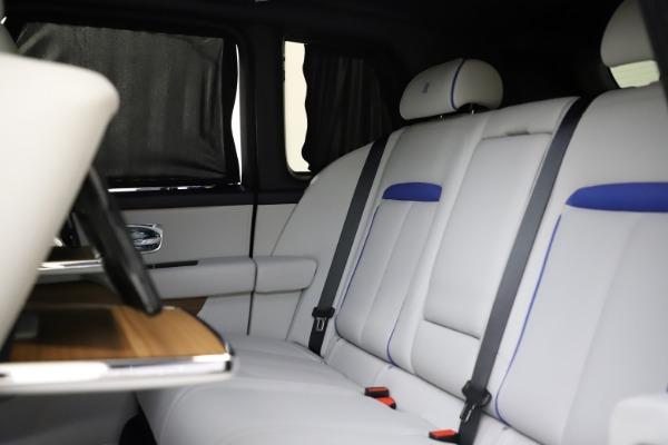Used 2019 Rolls-Royce Cullinan for sale $349,900 at Alfa Romeo of Westport in Westport CT 06880 25