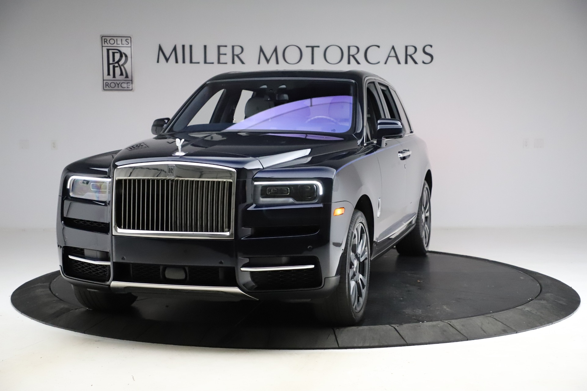 Used 2019 Rolls-Royce Cullinan for sale $349,900 at Alfa Romeo of Westport in Westport CT 06880 1