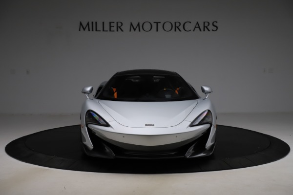 Used 2019 McLaren 600LT for sale $223,900 at Alfa Romeo of Westport in Westport CT 06880 11