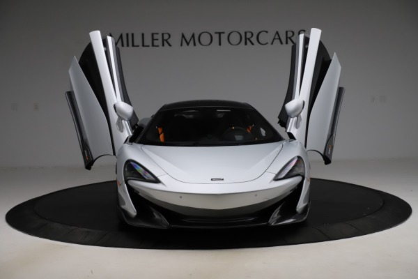 Used 2019 McLaren 600LT for sale $223,900 at Alfa Romeo of Westport in Westport CT 06880 12