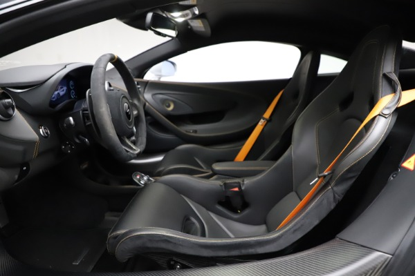 Used 2019 McLaren 600LT for sale $223,900 at Alfa Romeo of Westport in Westport CT 06880 14