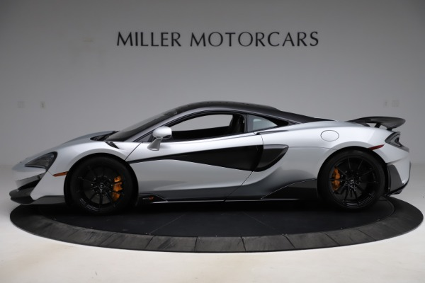 Used 2019 McLaren 600LT for sale $223,900 at Alfa Romeo of Westport in Westport CT 06880 2