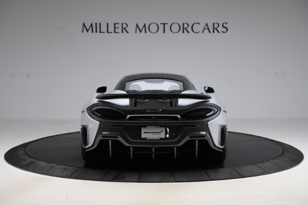 Used 2019 McLaren 600LT for sale $223,900 at Alfa Romeo of Westport in Westport CT 06880 5