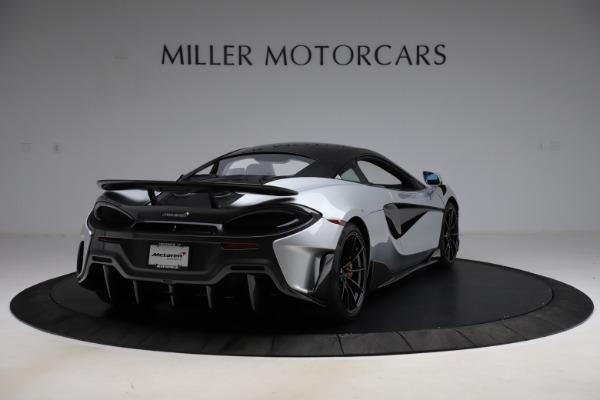 Used 2019 McLaren 600LT for sale Sold at Alfa Romeo of Westport in Westport CT 06880 6