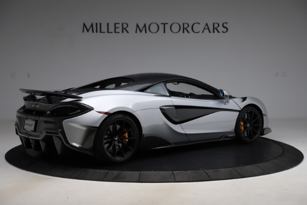 Used 2019 McLaren 600LT for sale $223,900 at Alfa Romeo of Westport in Westport CT 06880 7