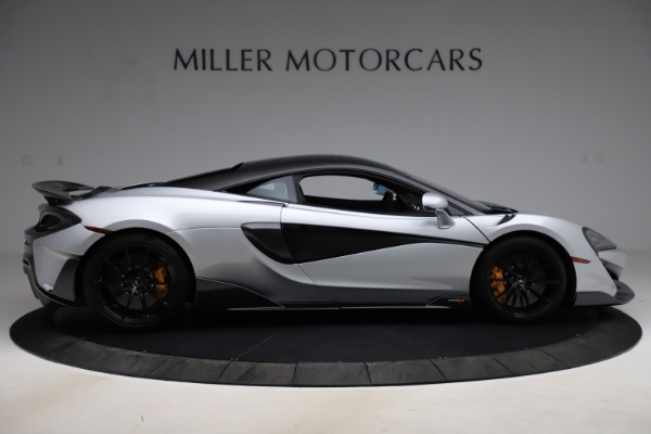 Used 2019 McLaren 600LT for sale $223,900 at Alfa Romeo of Westport in Westport CT 06880 8