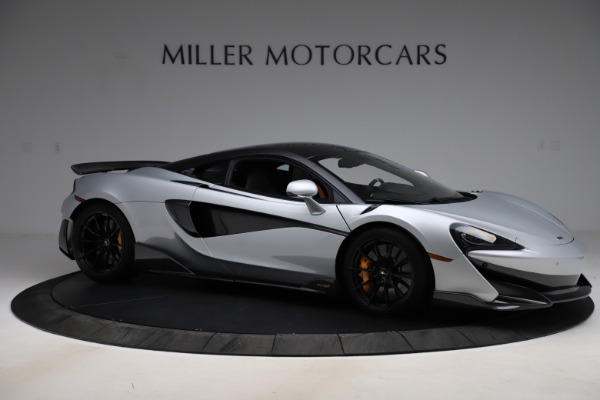 Used 2019 McLaren 600LT for sale $223,900 at Alfa Romeo of Westport in Westport CT 06880 9