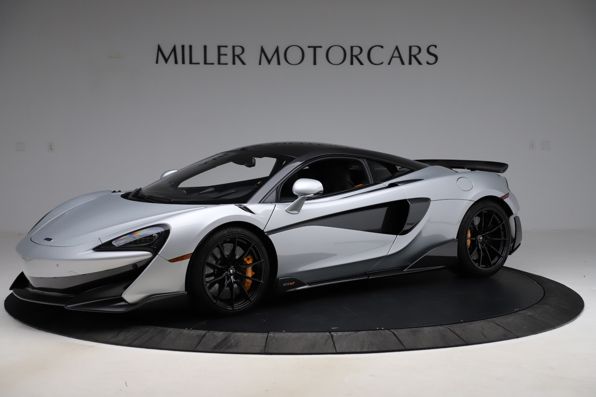 Used 2019 McLaren 600LT for sale $223,900 at Alfa Romeo of Westport in Westport CT 06880 1