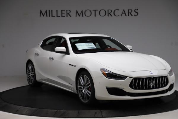 New 2021 Maserati Ghibli S Q4 GranLusso for sale $95,835 at Alfa Romeo of Westport in Westport CT 06880 11