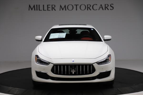 New 2021 Maserati Ghibli S Q4 GranLusso for sale $95,835 at Alfa Romeo of Westport in Westport CT 06880 12