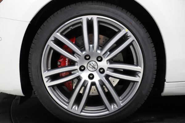 New 2021 Maserati Ghibli S Q4 GranLusso for sale $95,835 at Alfa Romeo of Westport in Westport CT 06880 13