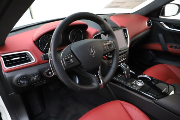 New 2021 Maserati Ghibli S Q4 GranLusso for sale $95,835 at Alfa Romeo of Westport in Westport CT 06880 16