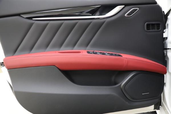 New 2021 Maserati Ghibli S Q4 GranLusso for sale $95,835 at Alfa Romeo of Westport in Westport CT 06880 17