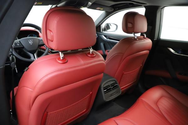 New 2021 Maserati Ghibli S Q4 GranLusso for sale $95,835 at Alfa Romeo of Westport in Westport CT 06880 21