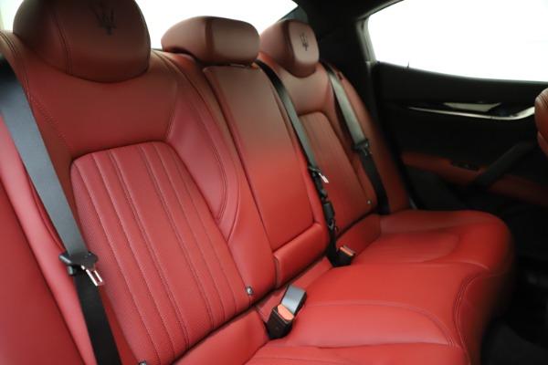 New 2021 Maserati Ghibli S Q4 GranLusso for sale $95,835 at Alfa Romeo of Westport in Westport CT 06880 25