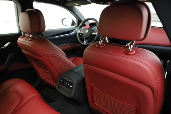 New 2021 Maserati Ghibli S Q4 GranLusso for sale $95,835 at Alfa Romeo of Westport in Westport CT 06880 27