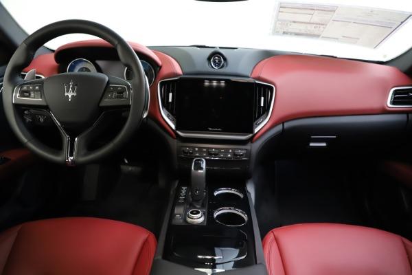 New 2021 Maserati Ghibli S Q4 GranLusso for sale Sold at Alfa Romeo of Westport in Westport CT 06880 28