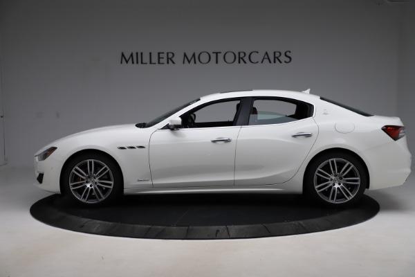 New 2021 Maserati Ghibli S Q4 GranLusso for sale $95,835 at Alfa Romeo of Westport in Westport CT 06880 3