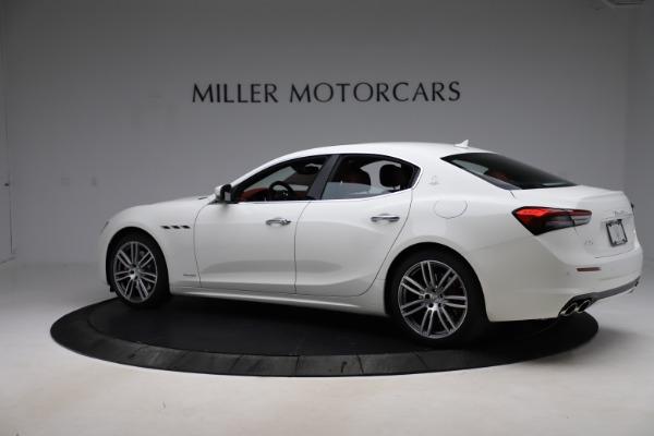 New 2021 Maserati Ghibli S Q4 GranLusso for sale Sold at Alfa Romeo of Westport in Westport CT 06880 4