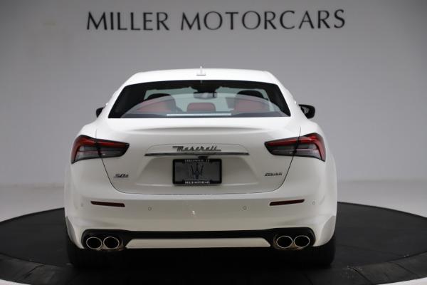 New 2021 Maserati Ghibli S Q4 GranLusso for sale $95,835 at Alfa Romeo of Westport in Westport CT 06880 6