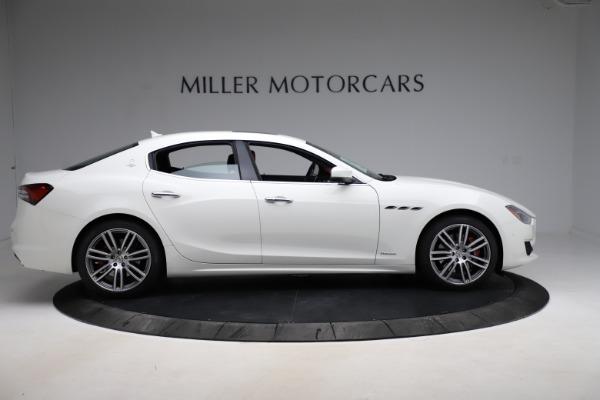 New 2021 Maserati Ghibli S Q4 GranLusso for sale $95,835 at Alfa Romeo of Westport in Westport CT 06880 9