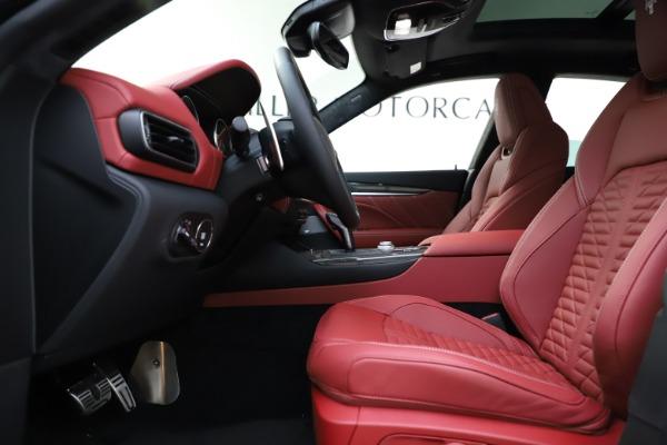 New 2021 Maserati Levante GTS for sale $140,585 at Alfa Romeo of Westport in Westport CT 06880 14