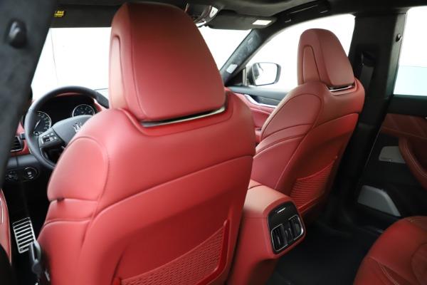 New 2021 Maserati Levante GTS for sale $140,585 at Alfa Romeo of Westport in Westport CT 06880 20