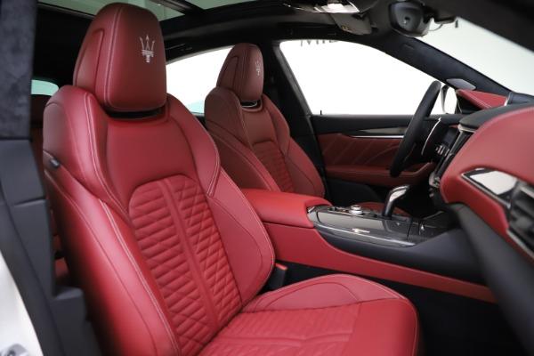 New 2021 Maserati Levante GTS for sale $140,585 at Alfa Romeo of Westport in Westport CT 06880 21